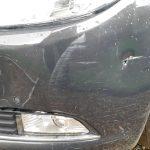 Bumber Repair Before